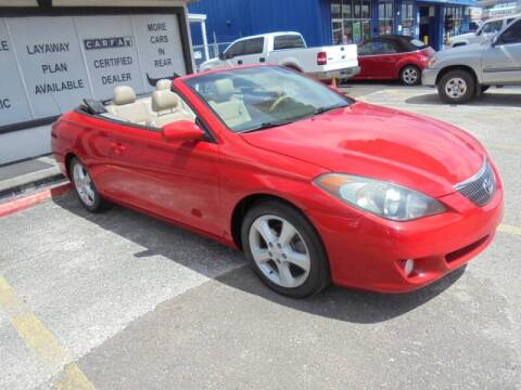 2006 Toyota Camry Solara for sale at Automax Wholesale Group LLC in Tampa FL