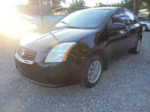 2008 Nissan Sentra for sale at Automax Wholesale Group LLC in Tampa FL