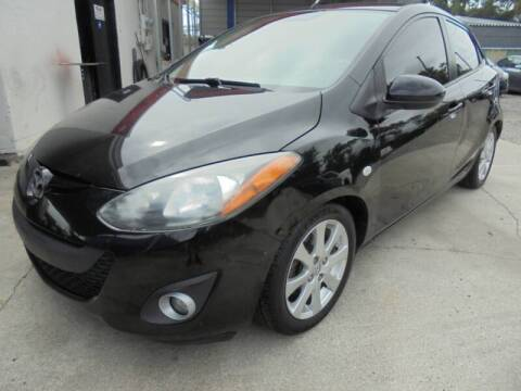 2011 Mazda MAZDA2 for sale at Automax Wholesale Group LLC in Tampa FL