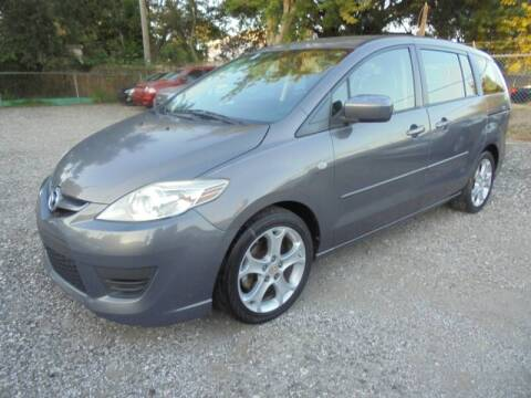 2008 Mazda MAZDA5 for sale at Automax Wholesale Group LLC in Tampa FL