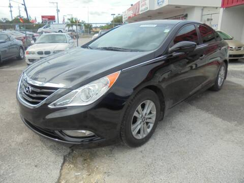 2013 Hyundai Sonata for sale at Automax Wholesale Group LLC in Tampa FL