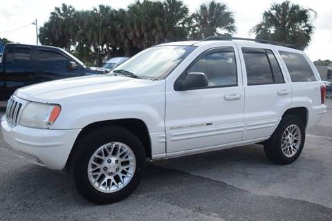 2002 Jeep Grand Cherokee for sale in Tampa, FL