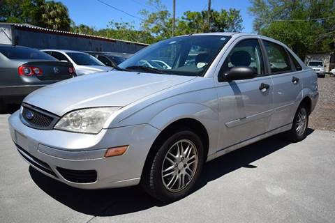 2005 Ford Focus for sale in Tampa, FL