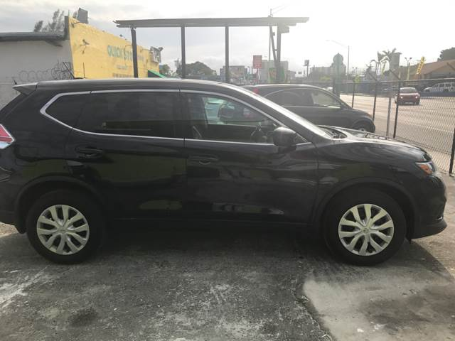 2016 Nissan Rogue for sale at Semper Fi  Motors in Miami FL