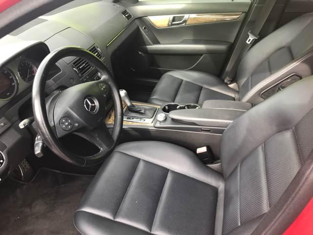 2008 Mercedes-Benz C-Class for sale at Semper Fi  Motors in Miami FL