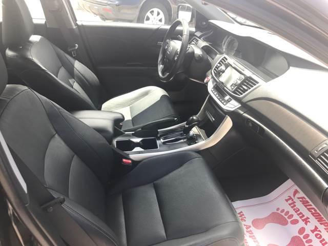 2014 Honda Accord for sale at Semper Fi  Motors in Miami FL