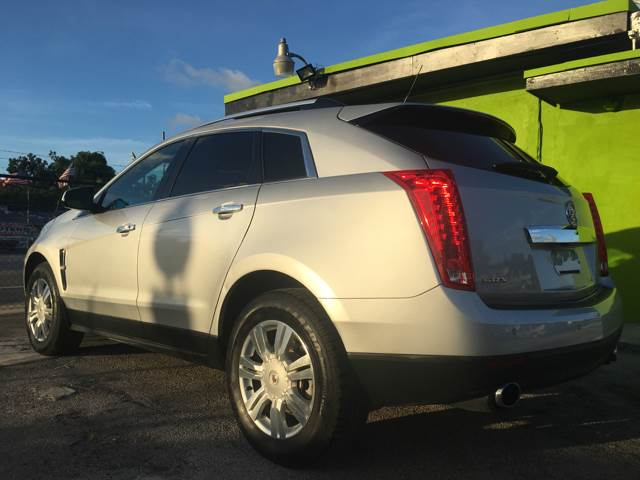 2011 Cadillac SRX for sale at Semper Fi  Motors in Miami FL