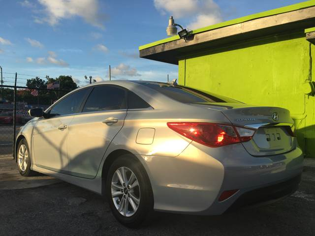 2014 Hyundai Sonata for sale at Semper Fi  Motors in Miami FL