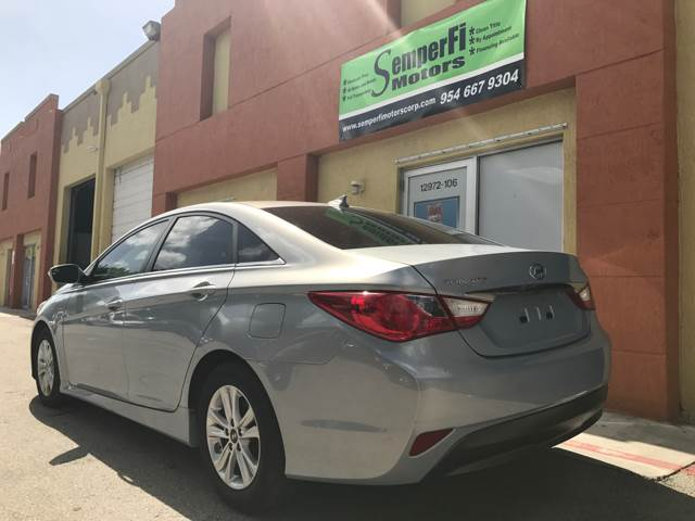 2014 Hyundai Sonata for sale at Semper Fi  Motors in Miami FL