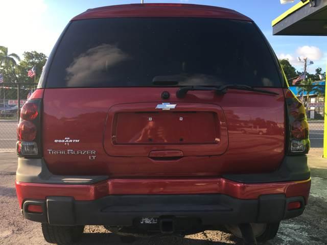 2005 Chevrolet TrailBlazer EXT for sale at Semper Fi  Motors in Miami FL