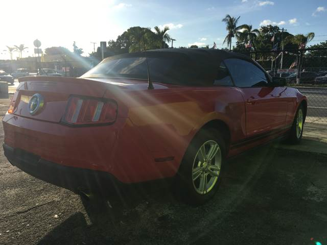 2012 Ford Mustang for sale at Semper Fi  Motors in Miami FL
