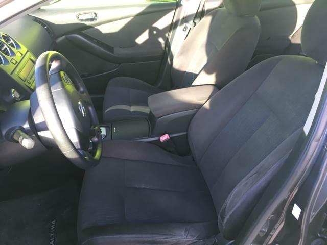 2012 Nissan Altima for sale at Semper Fi  Motors in Miami FL