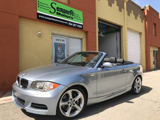 2009 BMW 1 SERIES 135I 2DR CONVERTIBLE blue 2-stage unlocking doors abs - 4-wheel air filtratio