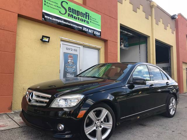 Semper fi motors used cars miami fl dealer for Semper fi motors miami