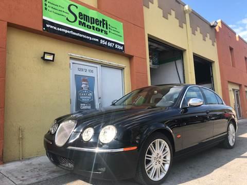 2008 Jaguar S Type For Sale In Miami, FL