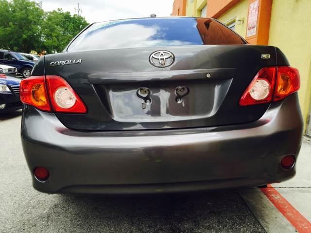 2009 Toyota Corolla for sale at Semper Fi  Motors in Miami FL