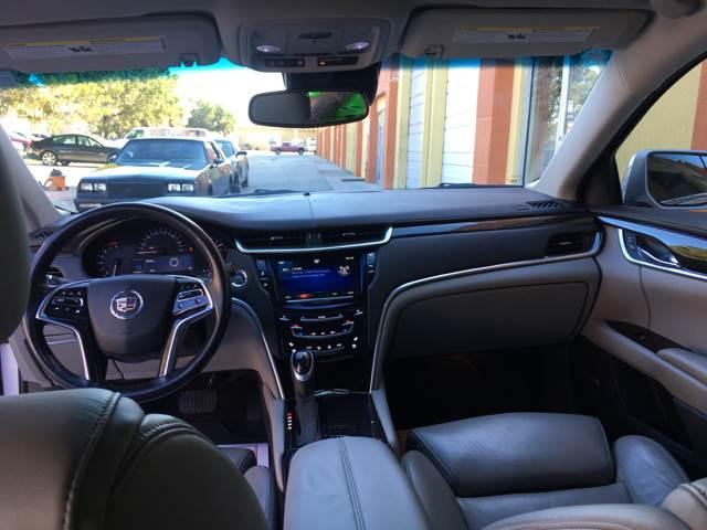 2013 Cadillac XTS for sale at Semper Fi  Motors in Miami FL