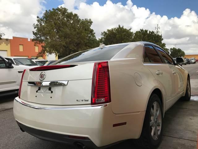 2009 Cadillac CTS for sale at Semper Fi  Motors in Miami FL