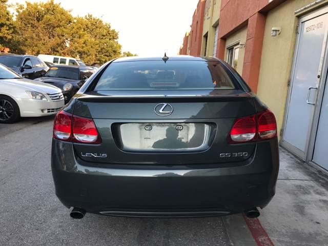 2007 Lexus GS 350 for sale at Semper Fi  Motors in Miami FL