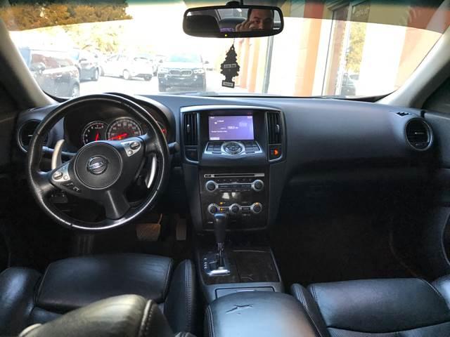 2011 Nissan Maxima for sale at Semper Fi  Motors in Miami FL
