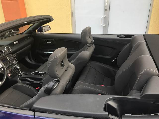 2015 Ford Mustang for sale at Semper Fi  Motors in Miami FL