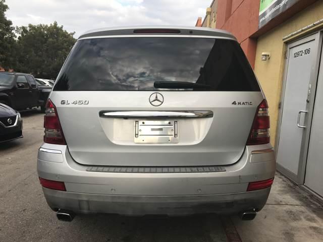 2008 Mercedes-Benz GL-Class for sale at Semper Fi  Motors in Miami FL