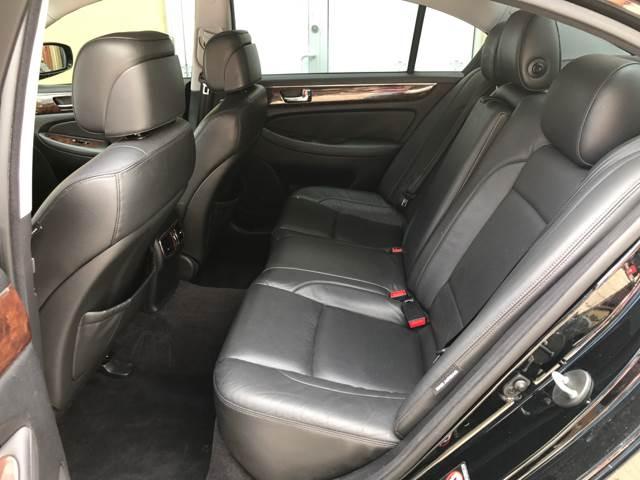 2011 Hyundai Genesis for sale at Semper Fi  Motors in Miami FL