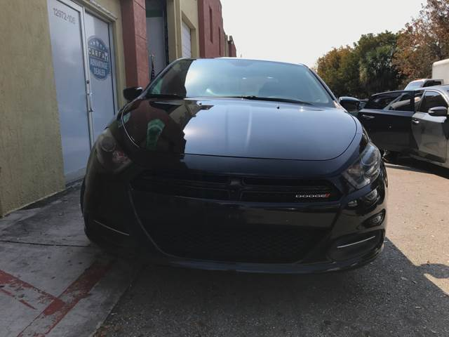 2015 Dodge Dart for sale at Semper Fi  Motors in Miami FL