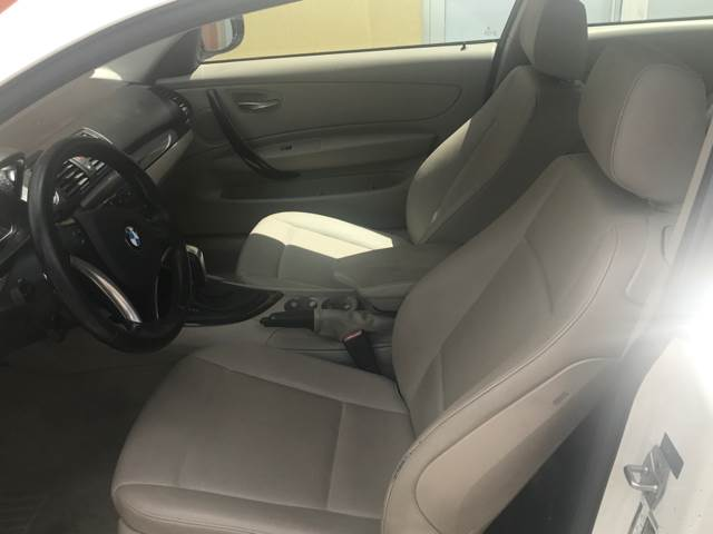 2010 BMW 1 Series for sale at Semper Fi  Motors in Miami FL