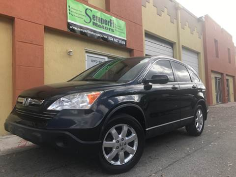 2008 Honda CR-V for sale in Miami, FL