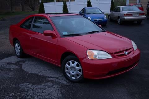 2003 Honda Civic for sale in Southbridge, MA