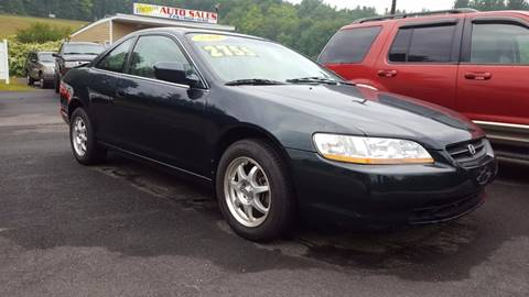 2000 Honda Accord for sale in Southbridge, MA