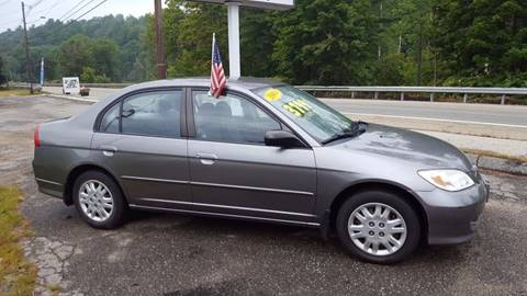 2004 Honda Civic for sale in Southbridge, MA