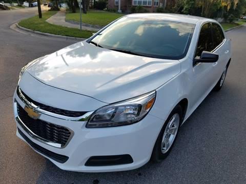 2015 Chevrolet Malibu for sale in Tampa, FL