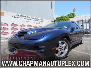 2002 Pontiac Firebird for sale in Scottsdale, AZ