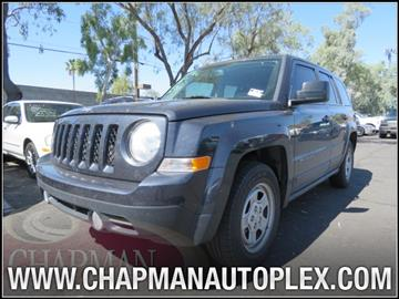 2016 Jeep Patriot for sale in Scottsdale, AZ
