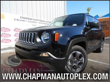 2016 Jeep Renegade for sale in Scottsdale, AZ