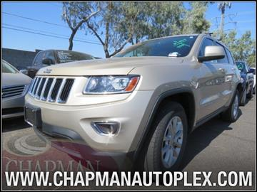2014 Jeep Grand Cherokee for sale in Scottsdale, AZ