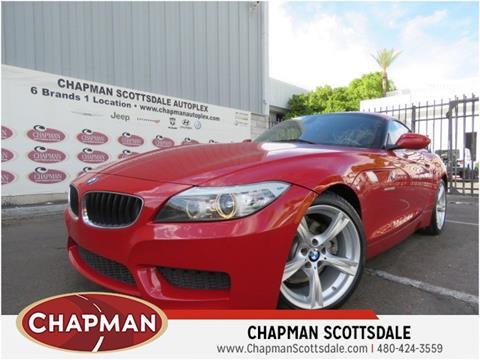 2011 BMW Z4 for sale in Scottsdale, AZ