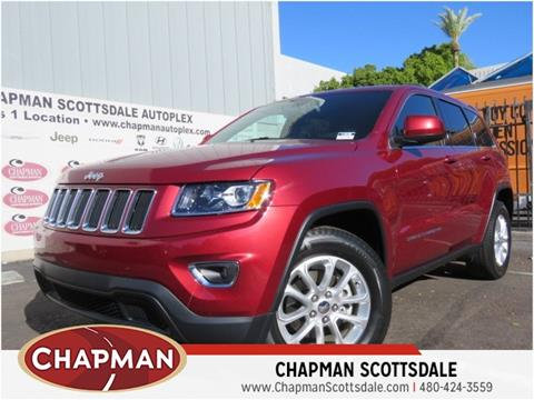 2015 Jeep Grand Cherokee for sale in Scottsdale, AZ