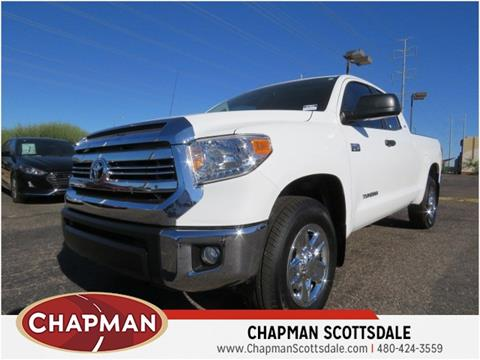 2017 Toyota Tundra for sale in Scottsdale, AZ