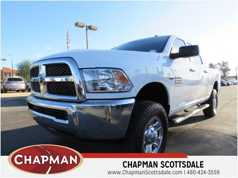 2015 RAM Ram Pickup 2500 for sale in Scottsdale, AZ