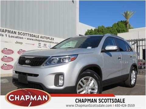 2014 Kia Sorento for sale in Scottsdale, AZ