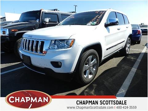 2013 Jeep Grand Cherokee for sale in Scottsdale, AZ