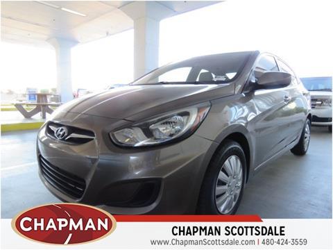 2013 Hyundai Accent for sale in Scottsdale, AZ