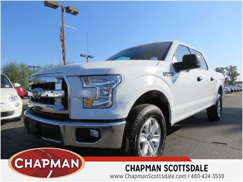 2017 Ford F-150 for sale in Scottsdale, AZ