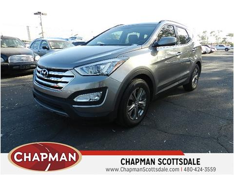 2014 Hyundai Santa Fe Sport for sale in Scottsdale, AZ