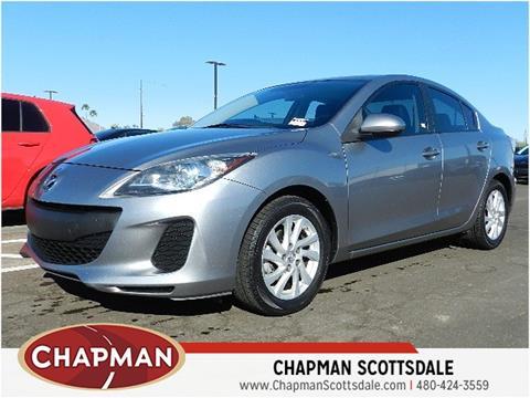 2012 Mazda MAZDA3 for sale in Scottsdale, AZ