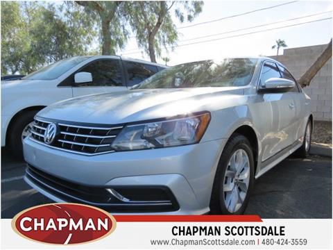 2016 Volkswagen Passat for sale in Scottsdale, AZ