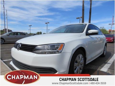 2014 Volkswagen Jetta for sale in Scottsdale, AZ